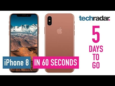 Download Youtube: iPhone 8 in 60 seconds: Rumors and leaks