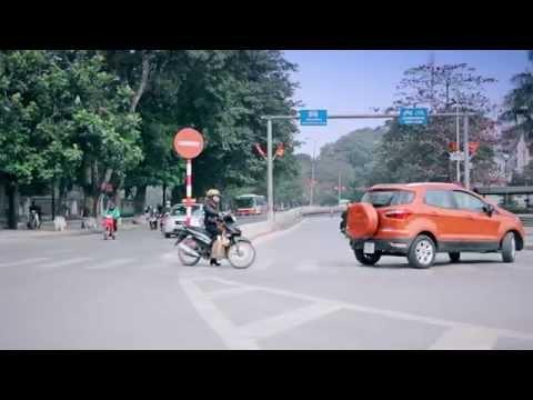 Tư vấn luật: Lùi xe trên đường 1 chiều (Ford Ecosport)