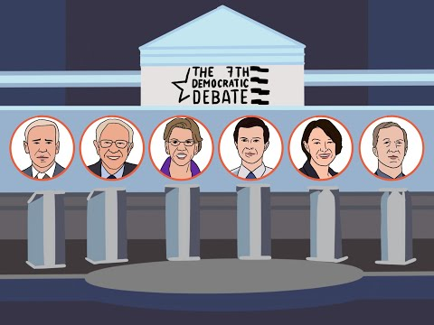 The 7th Democratic Primary Debate (CC)
