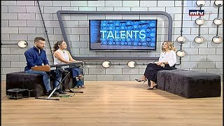 Download Mp3 Talents - 17/08/2019 - كريستيان نجار -  رامي العلم