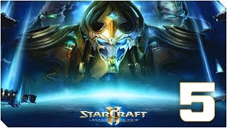 STARCRAFT 2 Legacy of the Void | Capitulo 5 | La Lanza de ADUN