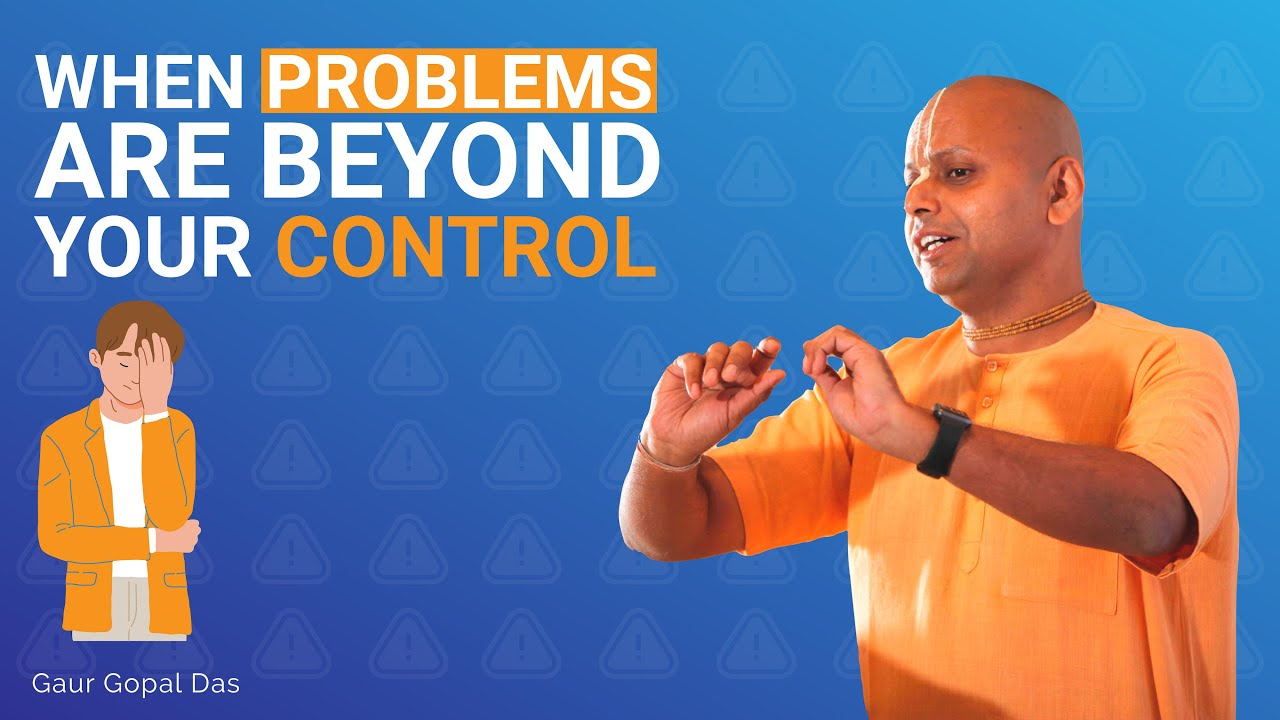 Add Positivity to Your Life By Gaur Gopal Das