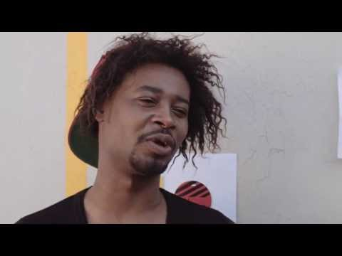 Danny Brown at Afropunk 2013: Do Androids Dance Interview