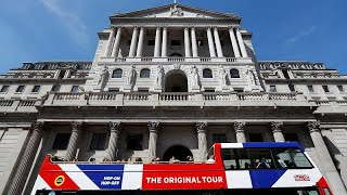Bank of England raises interest rates but Brexit fears weigh on pound