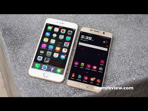 HD รีวิว Samsung Galaxy Note 5 : First Look :  5 นาที มีดีอะไร