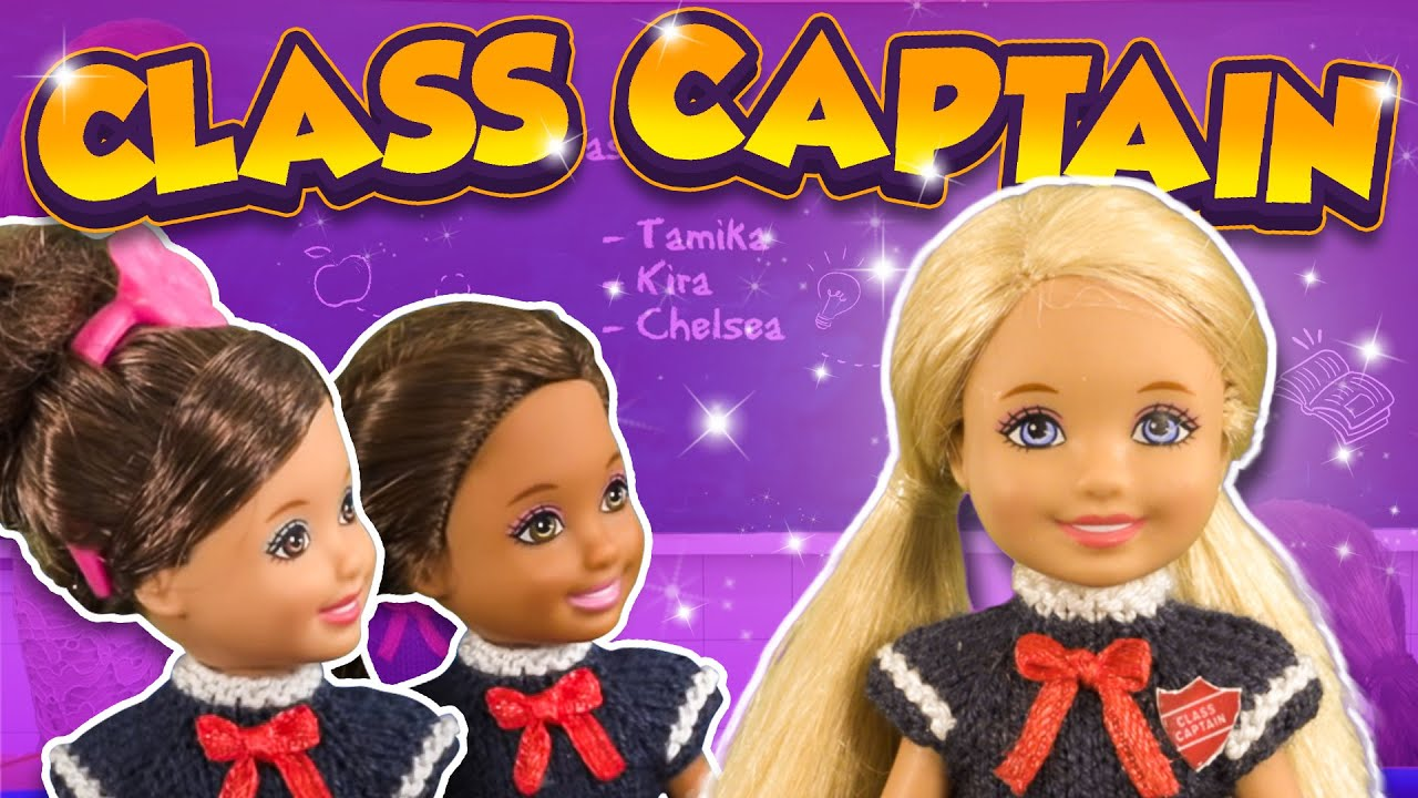 Barbie - Class Captain (ft. The Rapsters) | Ep.263