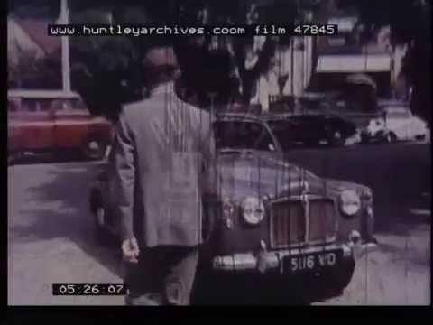 Scotland Yard, 1960's - Film 47845