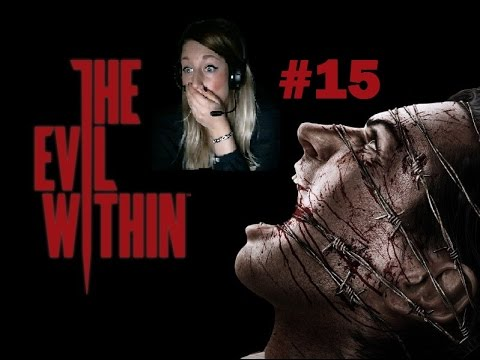 Let's Play The Evil Within #15: DIE ANSTALT & IHR BOSS - LadyAtmosphere