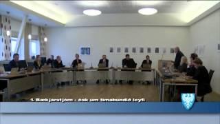 Fundur Bæjarstjórnar 1.mars 2016