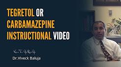 Tegretol or Carbamazepine Instructional Video