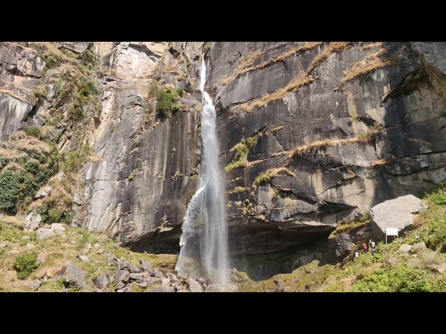 Jogini Waterfall || Manali || Incredible Himachal ||