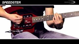 Traveler Guitar Speedster Product Overview