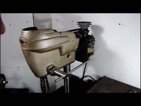 Dunlap 103.23622 Craftsman Benchtop Drill Press