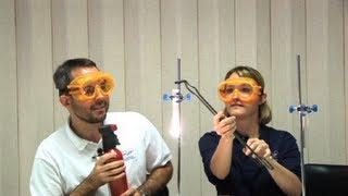 Liquid Nitrogen vs. Liquid Oxygen: Fire