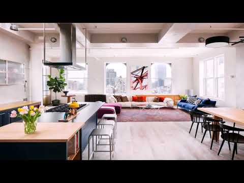Soho Loft Interior Design