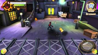 Marvel Super Hero Squad Online Ultimate Comics Spider-Man Gameplay- HD