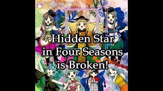 Hidden Star in Four Seasons is Broken