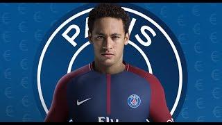 EXCLUSIVO: Neymar aceita oferta e vai ser jogador do PSG
