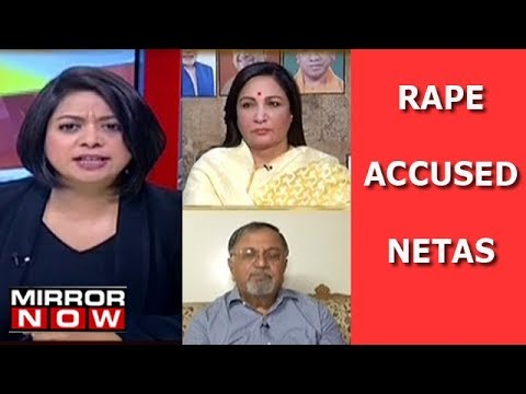 Netas Charged With Rape & Assault I The Urban Debate With Faye D'Souza