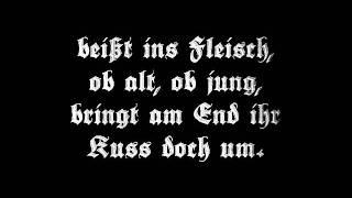 Minas Morgul - Stahlpakt 54° (Lyrics Video)