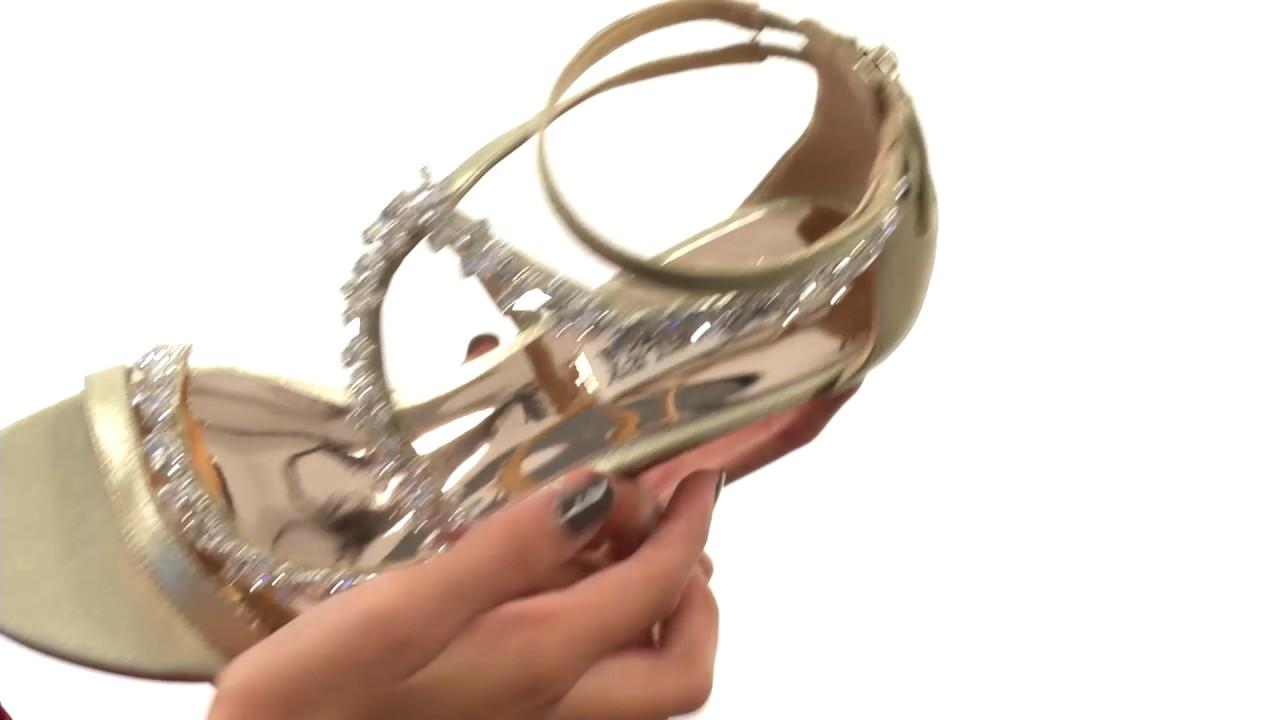 ffeeb0451f6 Badgley Mischka Belvedere SKU 8820090 - YouTube