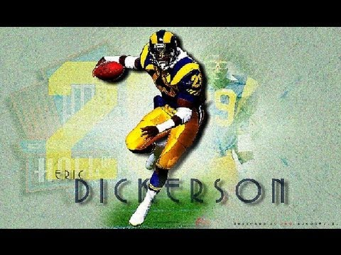 Eric Dickerson Highlights