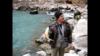 Рыбалка Ош-Ущелка