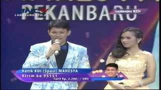 "Putri Ayu Seriosa Bareng Mahesya "" Pekanbaru "" - Gerbang KDI 2015 (11/4)"