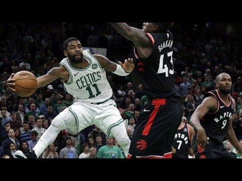 Kyrie Irving 43 Points 11 Assists vs Raptors! 2018-19 NBA Season