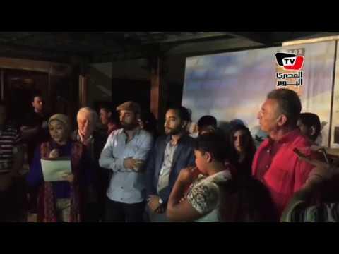 بحضور محمود حميدة.. تكريم رئيس ومدير مهرجان الأقصر للسينما الأفريقية  - 17:22-2018 / 3 / 22