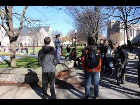 Virginia Tech Campus Tours