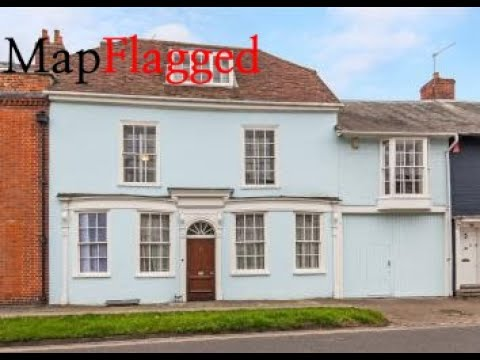 6BED   3BATH   £ 1495000   Terraced House for sale in Winchester, UK   MapFlagged