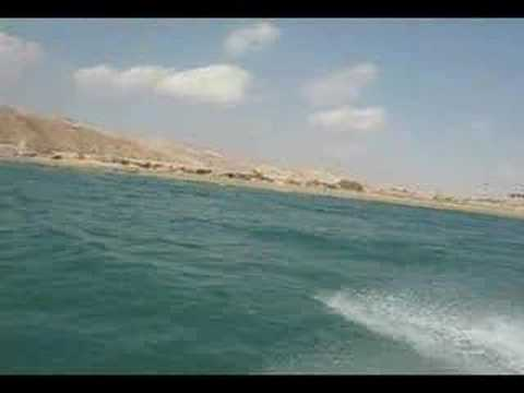 Trip from Bandar-e-Abbas to Kish Island