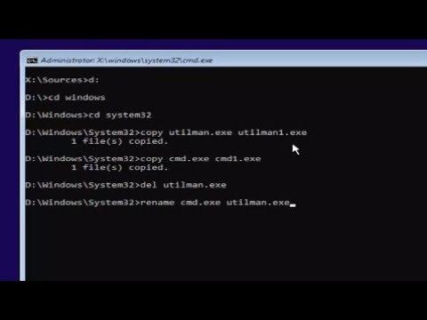 windows 10 user password reset software