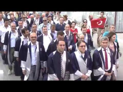 Uşak Üniversitesi akademisyenleri...