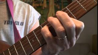 Guitar Lesson - Allman Brothers - Some Whipping Post Chords