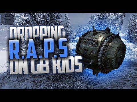 Dropping RAPS on GB Kids