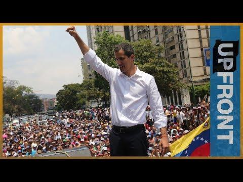 🇻🇪 Guaido's UK envoy: Transition to democracy 'harder than it looks'   UpFront (Headliner)