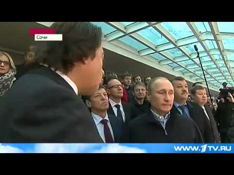 ОБАЛДЕТЬ!!! Тайна церемонии  открытия и закрытия Олимпиады в Сочи 2014!