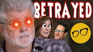 George Lucas Hates Disney Star Wars | Welcome to The Fandom Menace