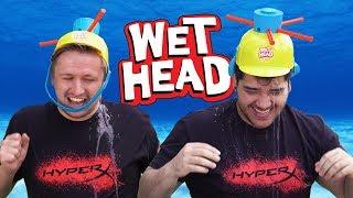 Head Bbw wet