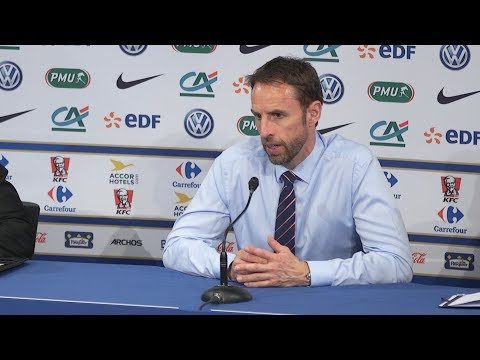 France 3-2 England - Gareth Southgate Full Post Match Press Conference