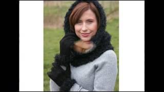 Вязаный снуд  для женщин -  хит сезона зима-осень