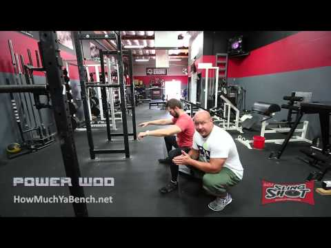 Power Project | Shin Angle in the Box Squat and Using Box Squats Effectively