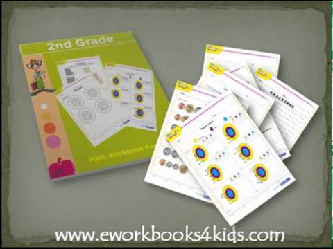2nd grade math ebook download for kids | Math workbook printable