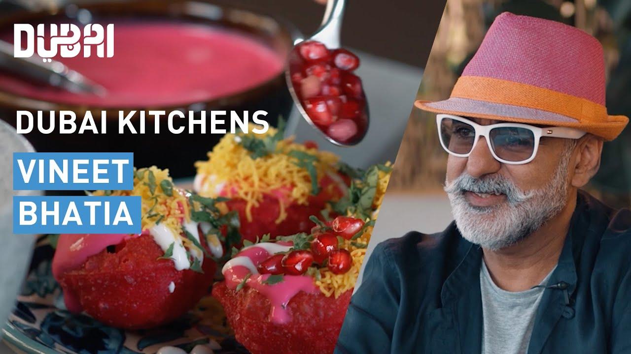 Dubai Kitchens with Michelin-Star Chef Vineet Bhatia   Visit Dubai