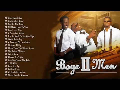 Download Boyz ll Men Greatest Hits New Songs 2018   Boyz ll Men Best Of Playlist