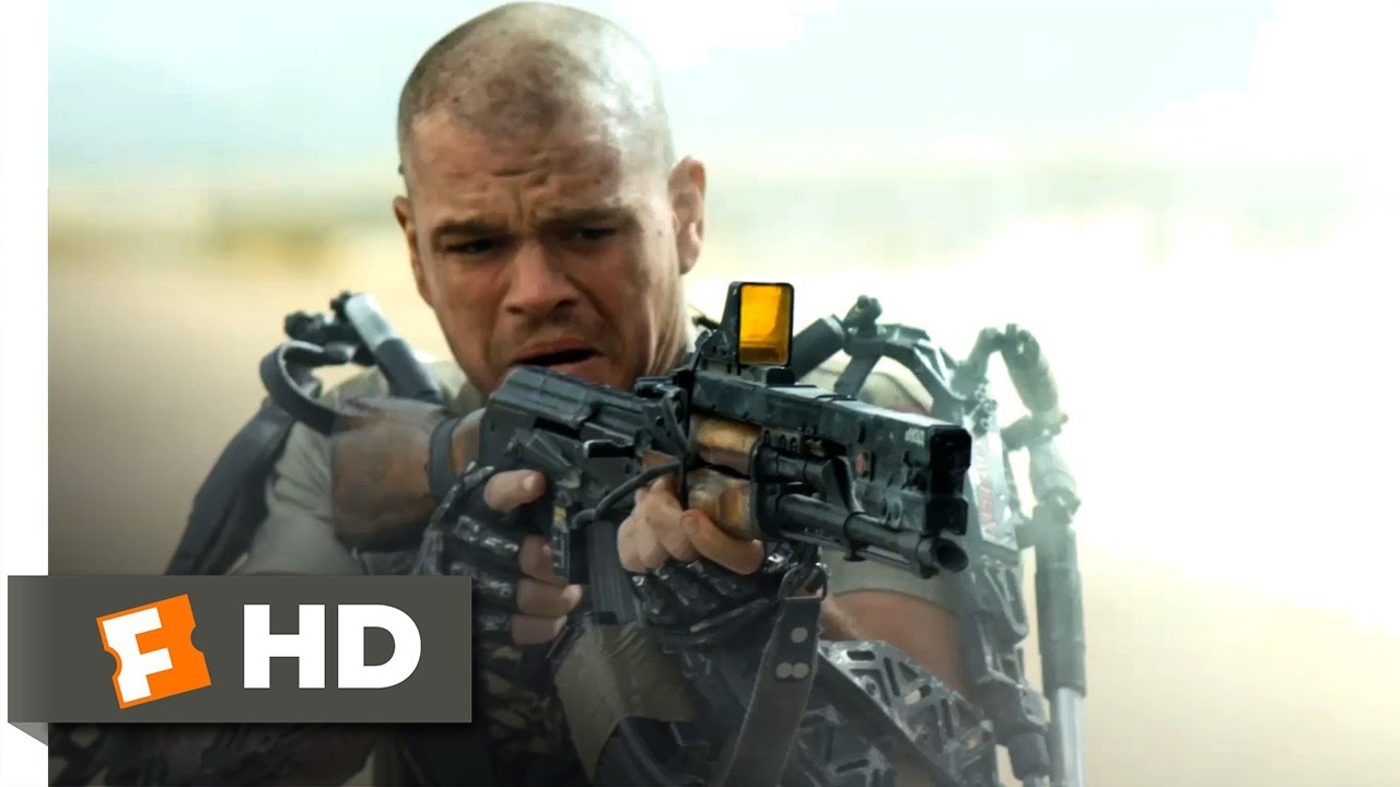 Download Elysium (2013) - Kruger's Kill Scene (4/10) | Movieclips