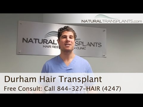 Best Hair Transplants Durham, North Carolina | Hair Replacement Surgery