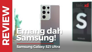 Review Samsung Galaxy S21 Ultra Indonesia
